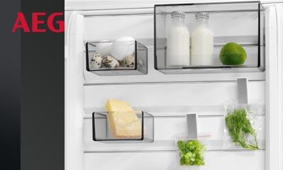 Aeg Kühlschrank Vitafresh : Aeg kühlschrank mit customflex ihr elektriker aus coesfeld